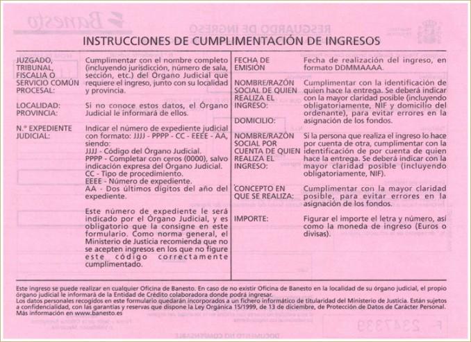 Resguardo ingreso consignaciones y depósitos judiciales