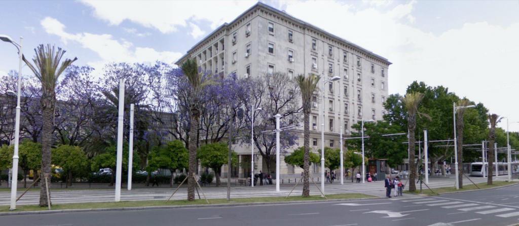 Audiencia Provincial de Sevilla  y Salas Tribunal Superior de Andalucía