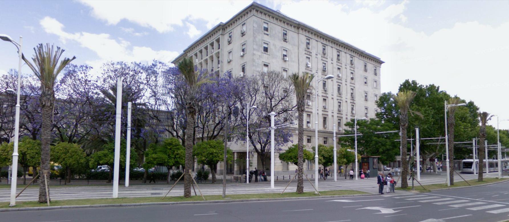 Audiencia provincial de sevilla y sede del tribunal for Juzgados viapol sevilla