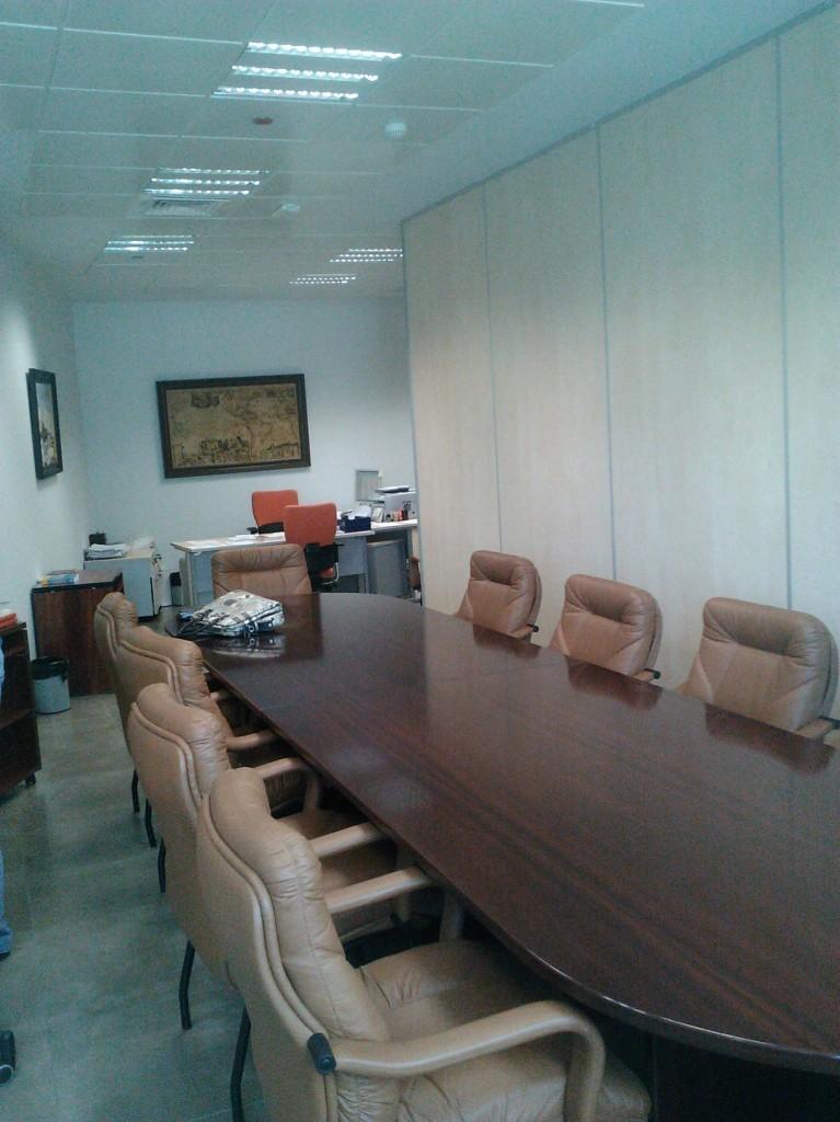 Sala de Procuradores Edf. Noga